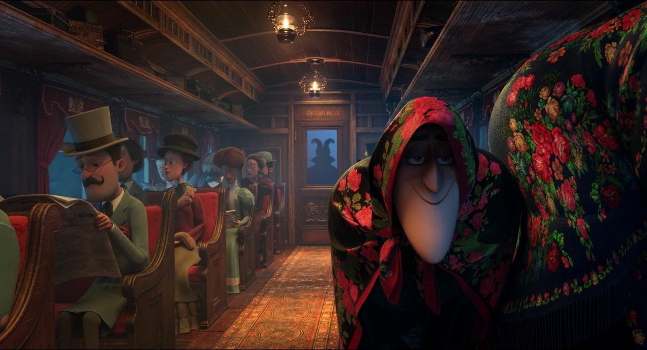 Video Screenshot of Hotel Transylvania 3: Summer Vacation