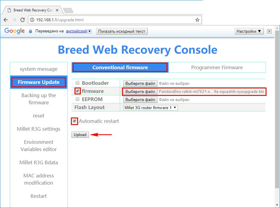 Xiaomi router 3g OPENWRT + BREED (Strona 1) — Oprogramowanie — eko