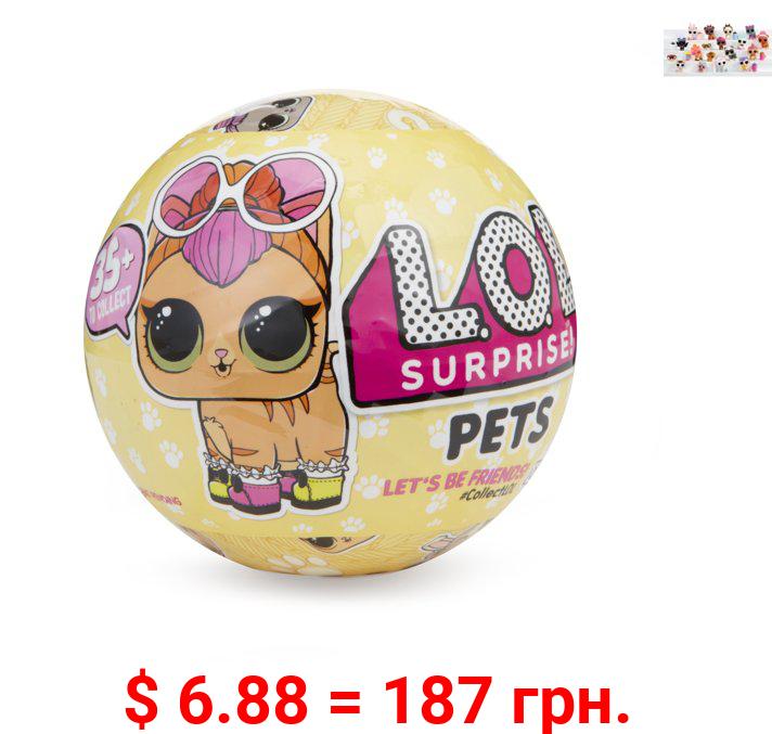 L.O.L. Surprise Pets A