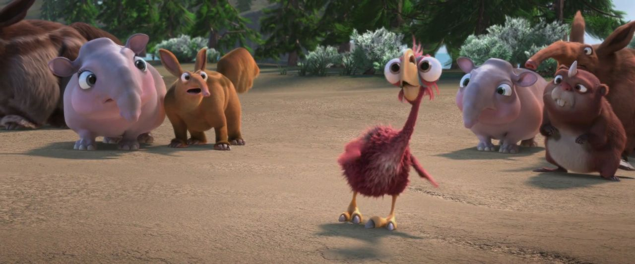 Screenshot of Ice Age: Continental Drift