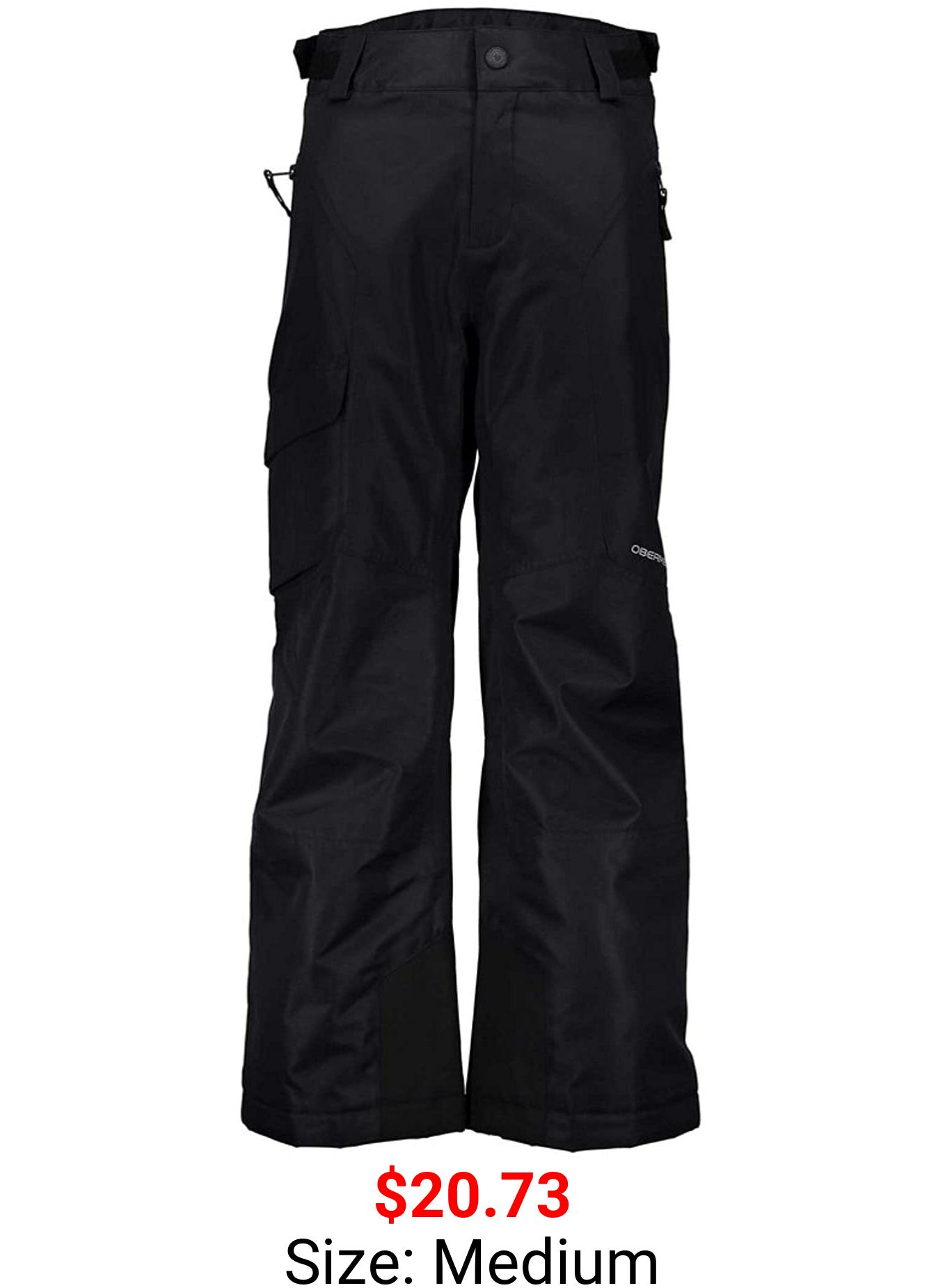 Obermeyer Unisex-Child Nomad Cargo Pant