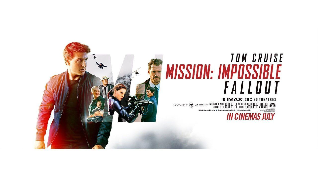 Mission Impossible 6 Hindi Hd 480p - Pictures Collection Of Mission