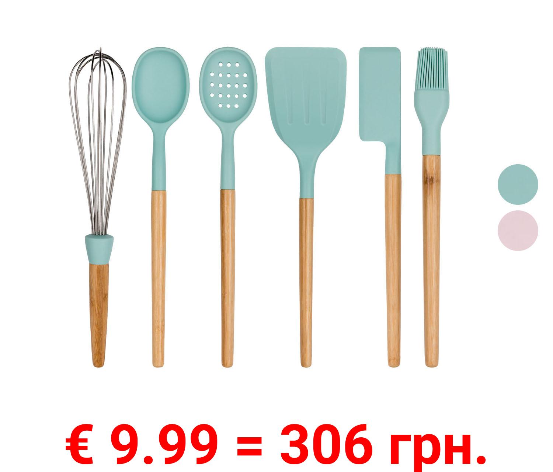 ERNESTO® Küchenhelfer-Set, 6-teilig