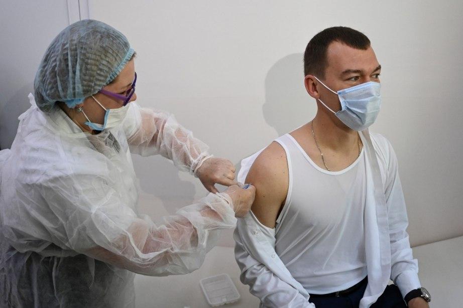 Введении обязательной вакцинации в Хабаровском крае пока под вопросом