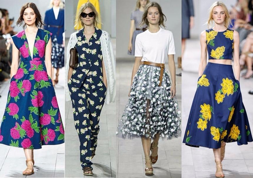 Модные платья лето 2017 женские