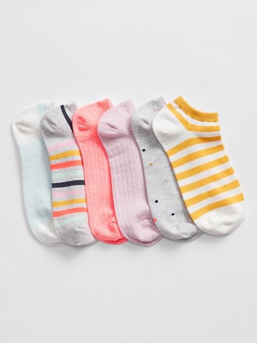 Ankle Socks (6-Pack)