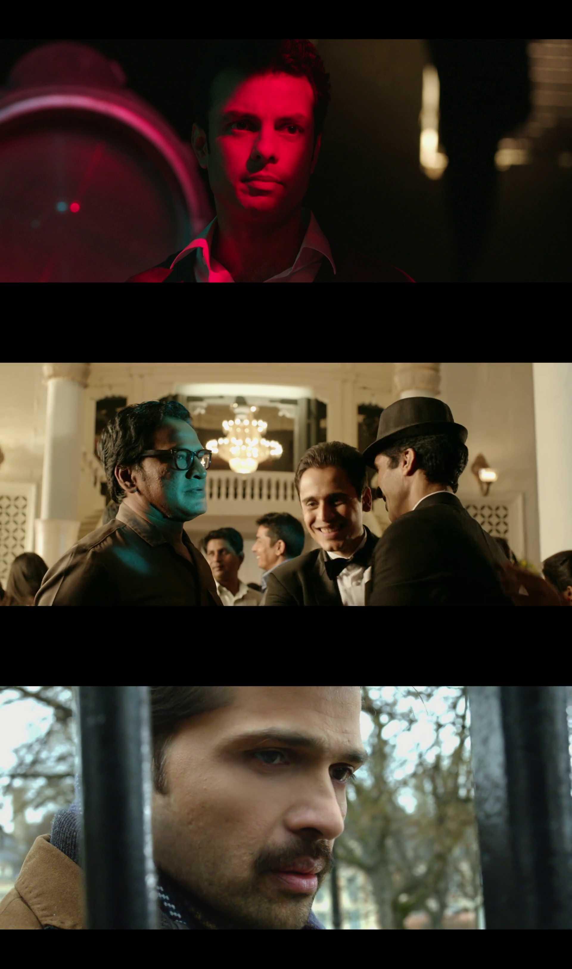 Screenshot of The Xpose Movie