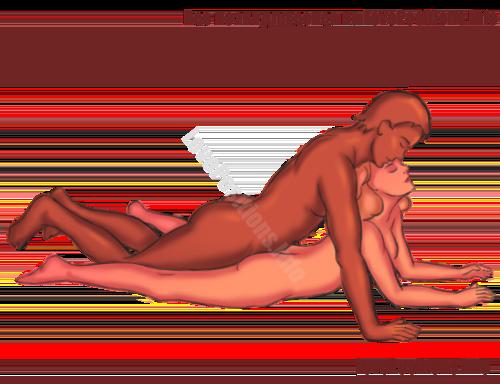 Позы Для Анального Секса Женщина Сверху