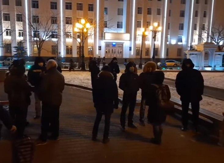 В Хабаровске оштрафовали журналиста на 150тысяч рублей заподдержку Сергея Фургала