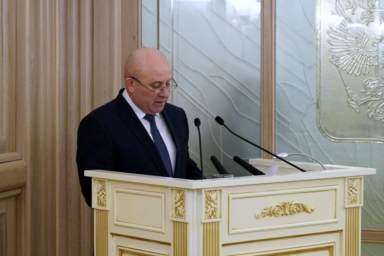 Мэр Хабаровска Сергей Кравчук выступит с инвестиционным посланием