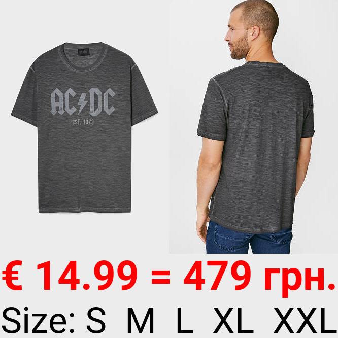 T-Shirt - Bio-Baumwolle - AC/DC