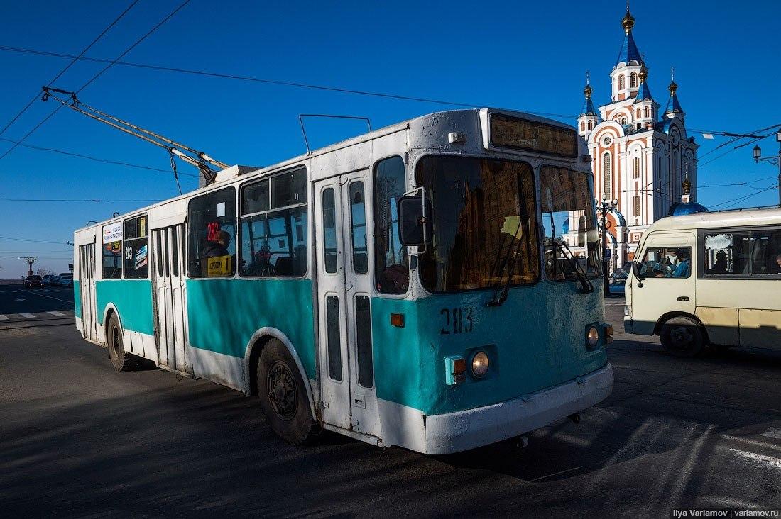 Хабаровчане продолжают жаловаться на работу общественного транспорта