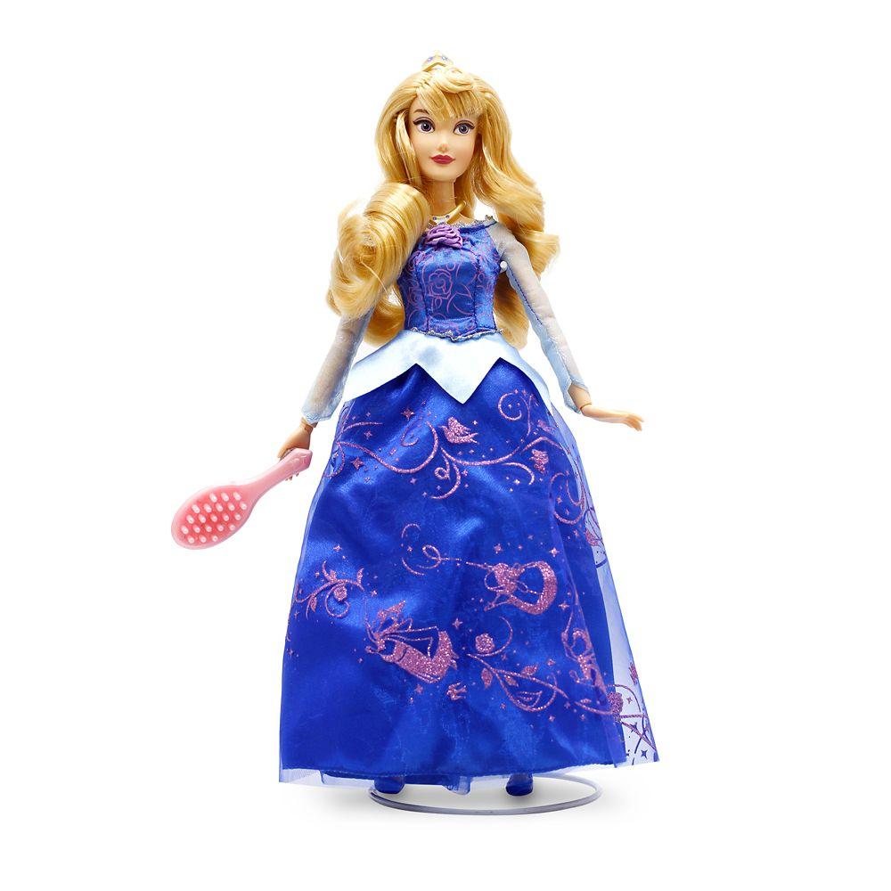 Aurora Premium Doll with Light-Up Dress – Sleeping Beauty – 11''