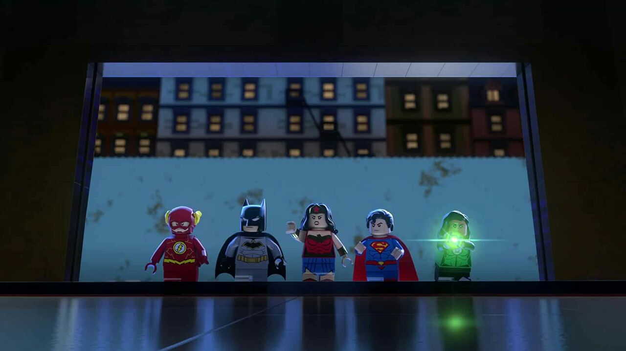 Movie Screenshot of LEGO DC: Shazam - Magic & Monsters