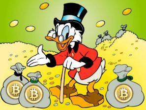 Почему растет биткоин? Махинация века.