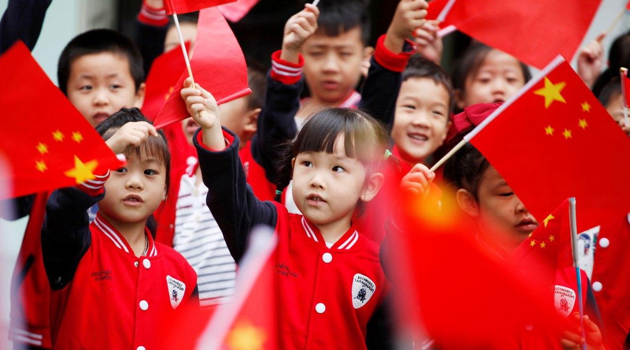 Жителям Китая будут платить деньги за второго и третьего ребенка