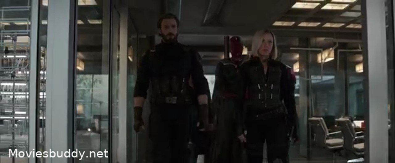 Movie Screenshot of Avengers: Infinity War