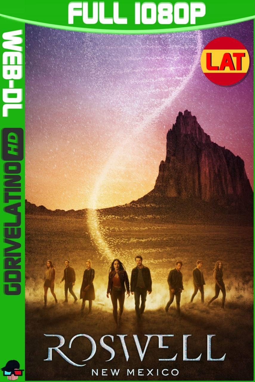 Roswell New Mexico (2021) Temporada 03 [03/13] HMAX WEB-DL 1080p Latino-Ingles