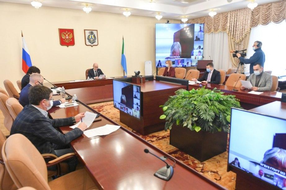 В Хабаровский край доставят свыше 50 тысяч доз вакцины от COVID-19