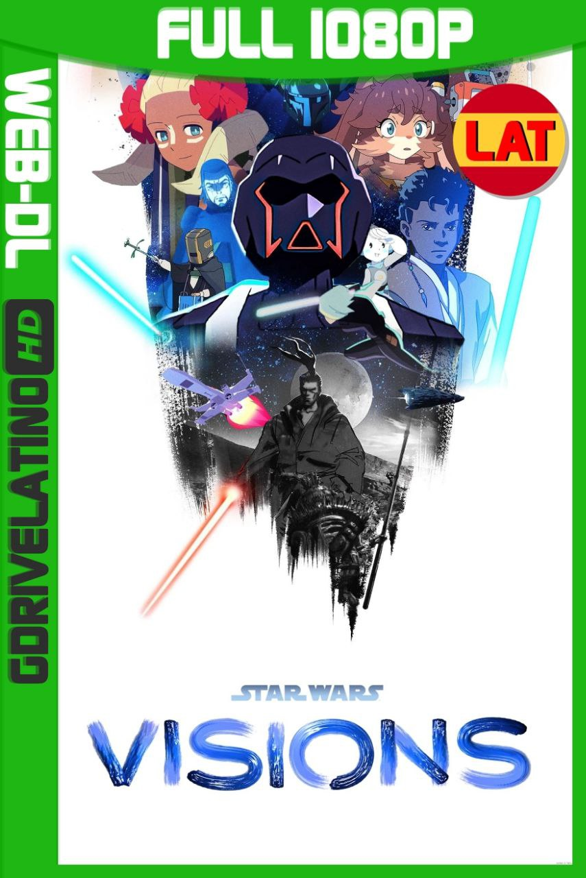 Star Wars: Visiones (2021) Temporada 01 DSNP WEB-DL 1080p Latino-Ingles
