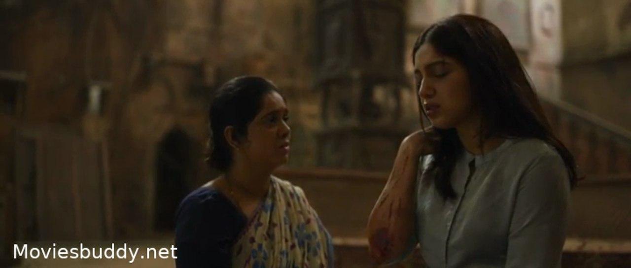 Movie Screenshot of Durgavati