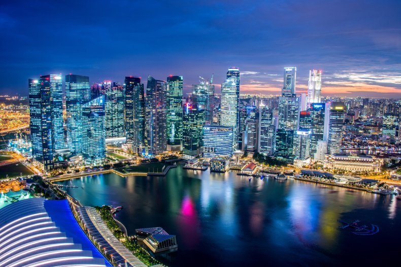 Дальний Восток — Сингапур на минималках