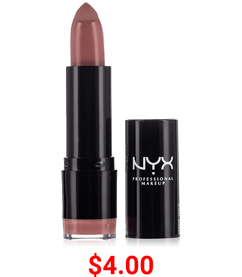 NYX PROFESSIONAL MAKEUP Extra Creamy Round Lipstick - Thalia (Muted Mauve)