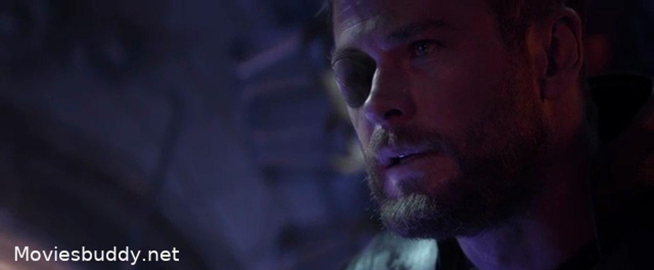 Video Screenshot of Avengers: Infinity War